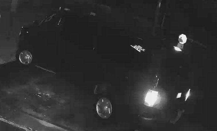 Suspect van Valero Burglary