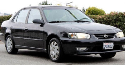 Similar Suspect Vehicle
