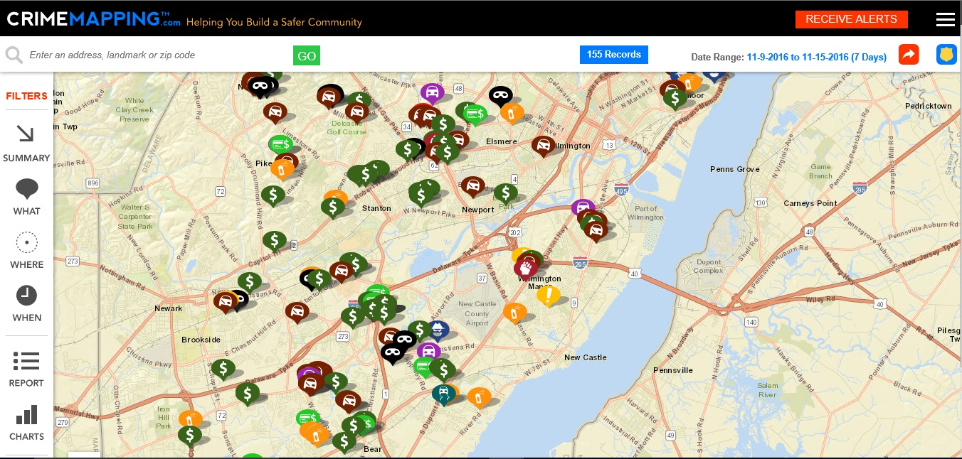 crime-mapping