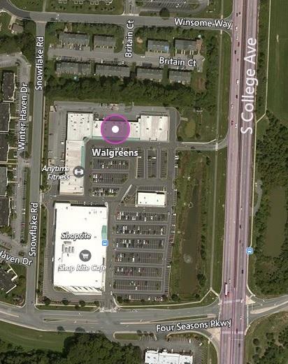 Walgreens Plaza Drive