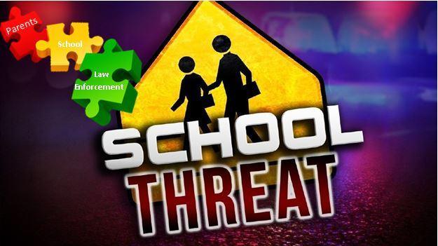 school threat puzzle