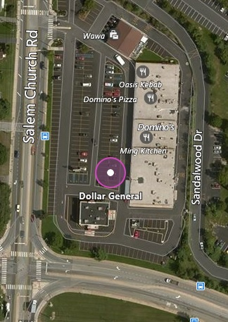 Dollar General Salem Square