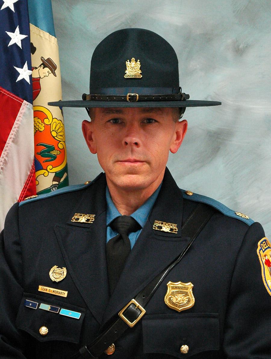 Major Sean Moriarty