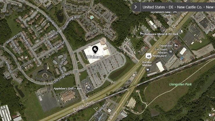 Troopers Investigating Walmart Robbery – New Castle