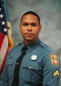 Photo of Corporal Tyler Wright