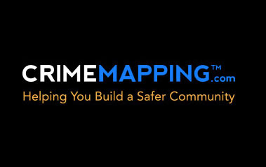 Crime Mapping Logo - Helping You Build a Safer Community