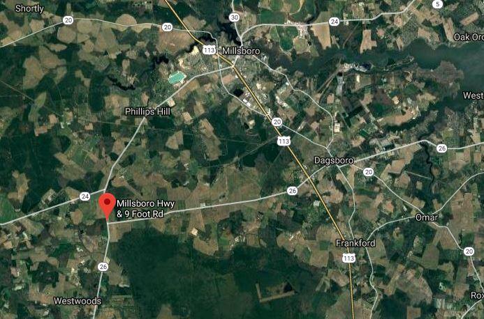 Update* Troopers Investigating Fatal Crash-Millsboro - Delaware
