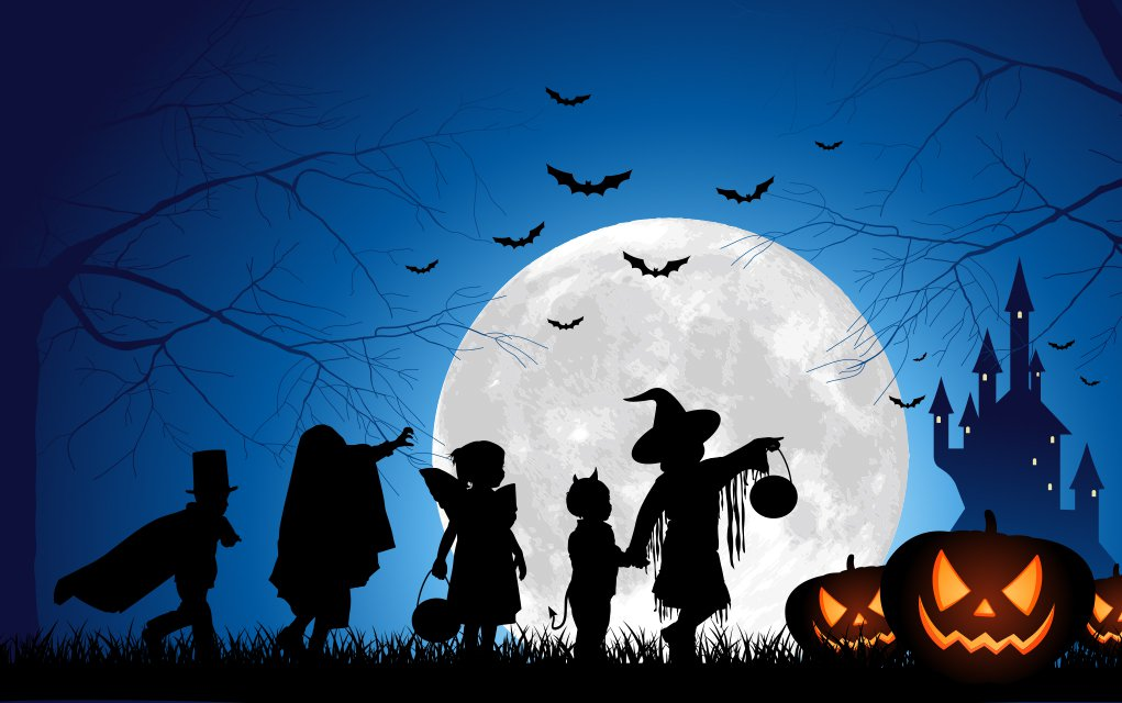 Happy Halloween - Public Safety Trunk or Treat Events in ...