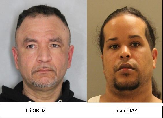Governors Task Force Arrests Pair on Multiple Drug Charges