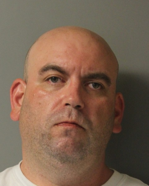 Donald P. Phillips ARRESTED
