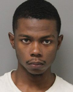 Jaimere L. Wayman, 24 of Dover ARRESTED