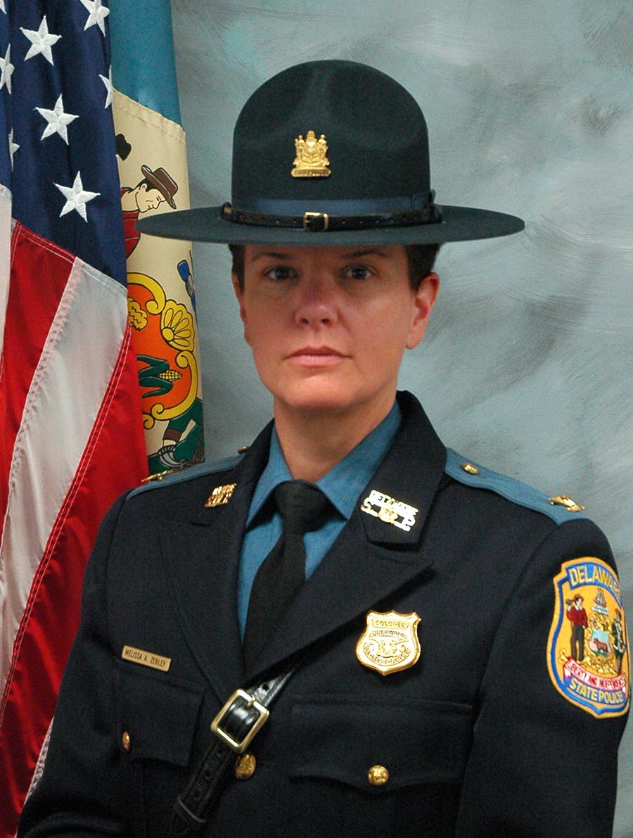 Colonel Melissa Zebley