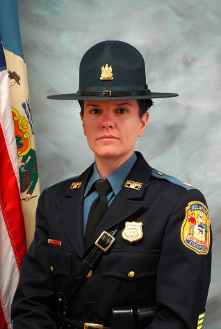 Lt  Col  Melissa Zebley.