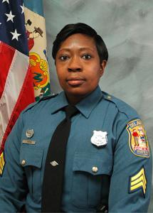 Sergeant India Sturgis