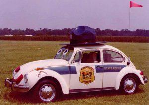 Trooper Dan - 1971 VW Beetle